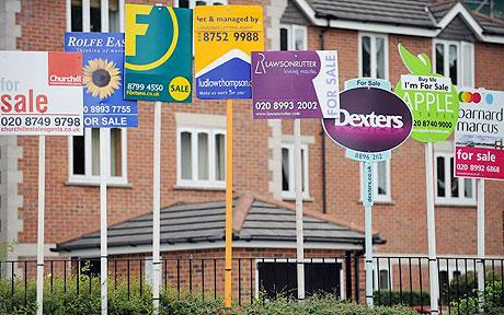 Latest: Nationwide House Prices – UP